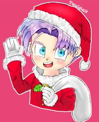 Christmas Kid Trunks
