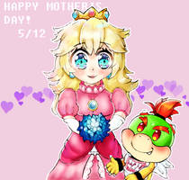Happy Mothers Day!! Princess Peach