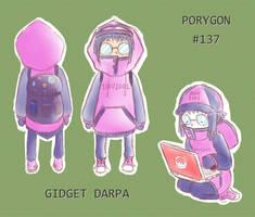Gidget Darpa by Deena15