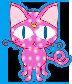 Kousagi's cat as a cat by KinnoHitsuji