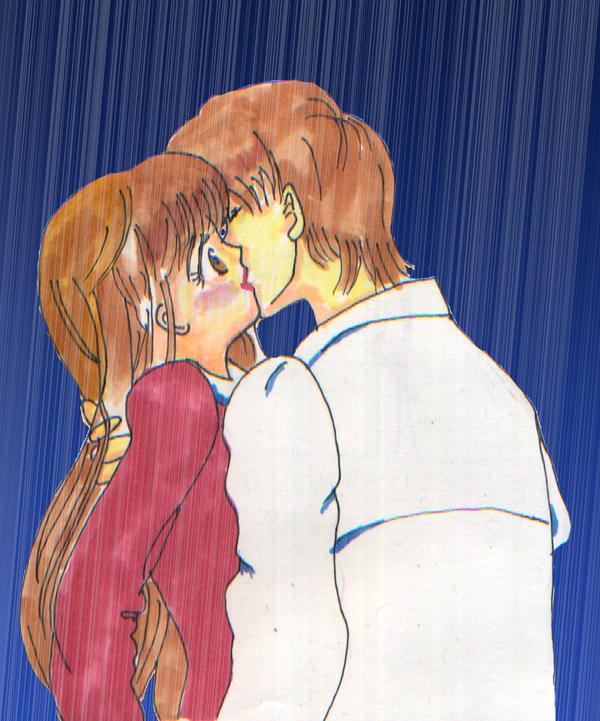 Rain Kiss By KinnoHitsuji On DeviantArt
