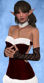 Christmas Elf -- WIP