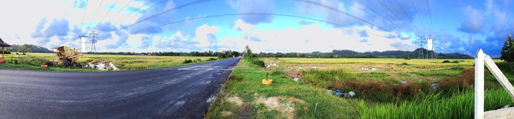Padi Field by ahmadsyar