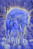 As If By Magic by DawnUnicorn