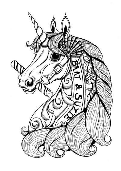 Carousel Unicorn by DawnUnicorn