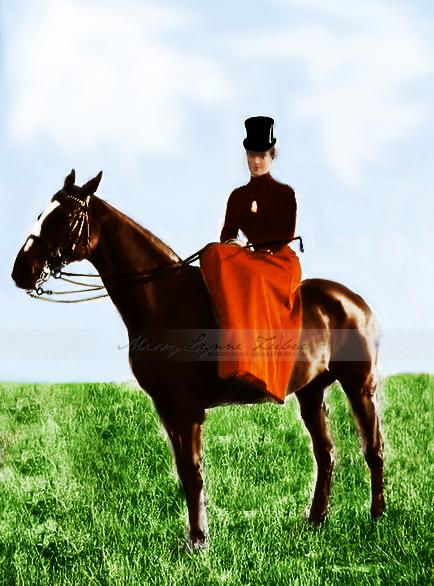 Empress Maria Feodorovna by MissyLynne