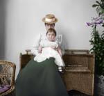 Mama and Masha by MissyLynne