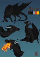 CM: Dante Concept Sketches by SoronaSumiye