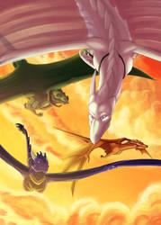 [COM] DragonFire by SoronaSumiye