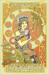 The Lady, an Indonesian Mucha