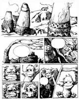 komik test-page by spidol