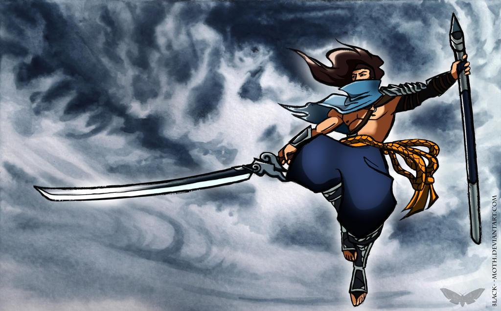 Yasuo sẽ được tăng sức mạnh ở 4.21