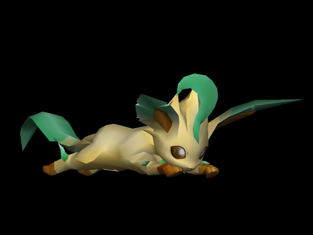 Leafeon 1 by riolushinx
