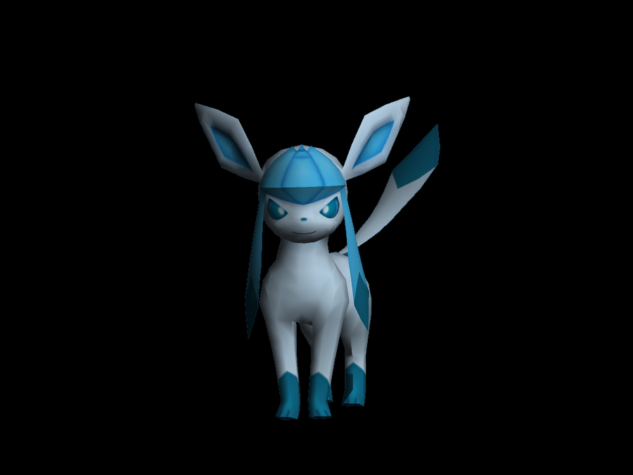 Glaceon 2 by riolushinx