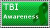 TBI Awareness Stamp by ilikehorses2
