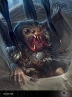 spiderman by Vagrantdick