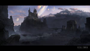Matte Painting by Vagrantdick