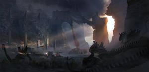 Vitali Timkin-city Lost-1
