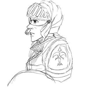 WIP - Soldier