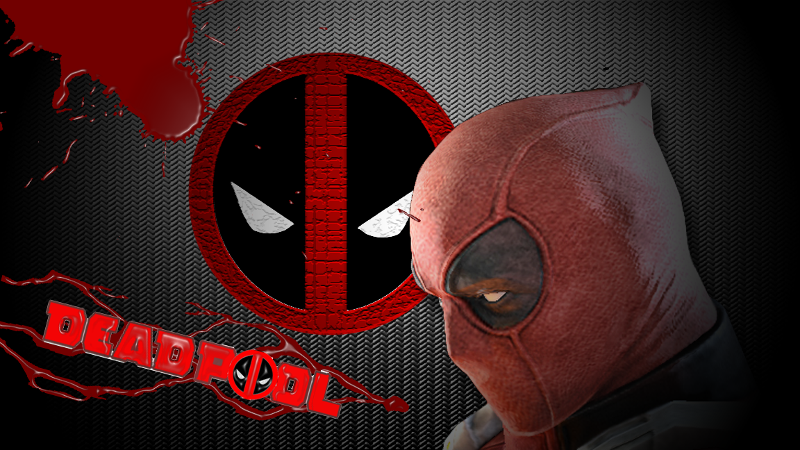 Deadpool Wallpaper by ReverseNegative