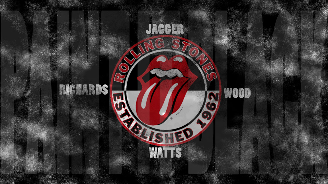 Rolling Stones Tongue Wallpaper For Kids