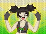 FA: Mina Kim by PurpleCheetahWolf