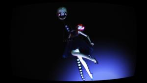 [MMDxFnafxOc] Ghost