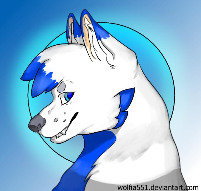 Wolfia Headshot by Wolfia551