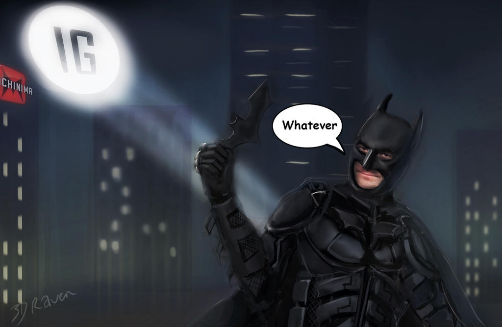 Kovic Batman by 3dRaven