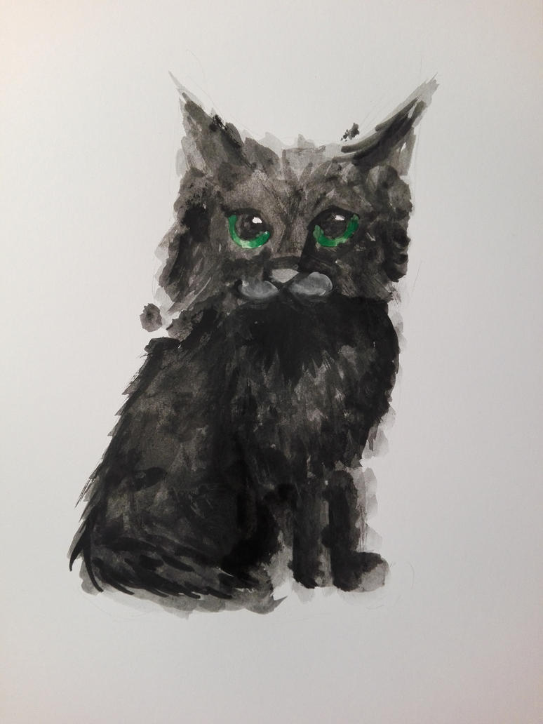 Kitty by Aldonika