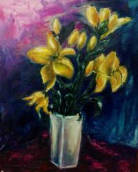 lilly by Aldonika