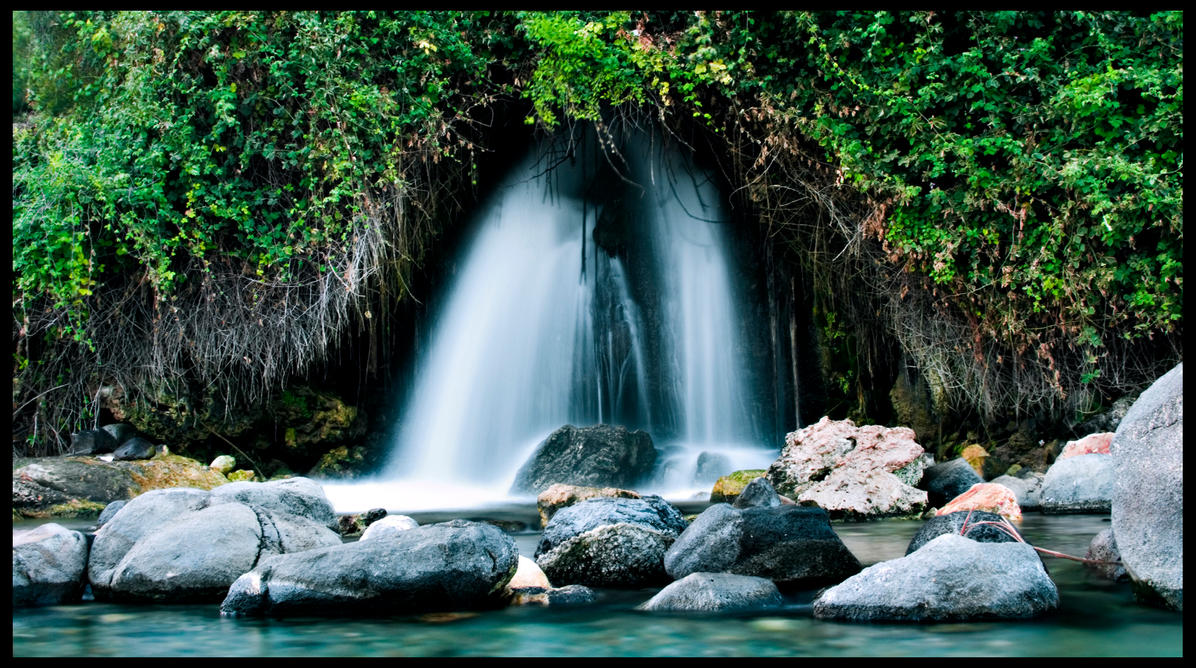 waterfall 1 by iceberg0303