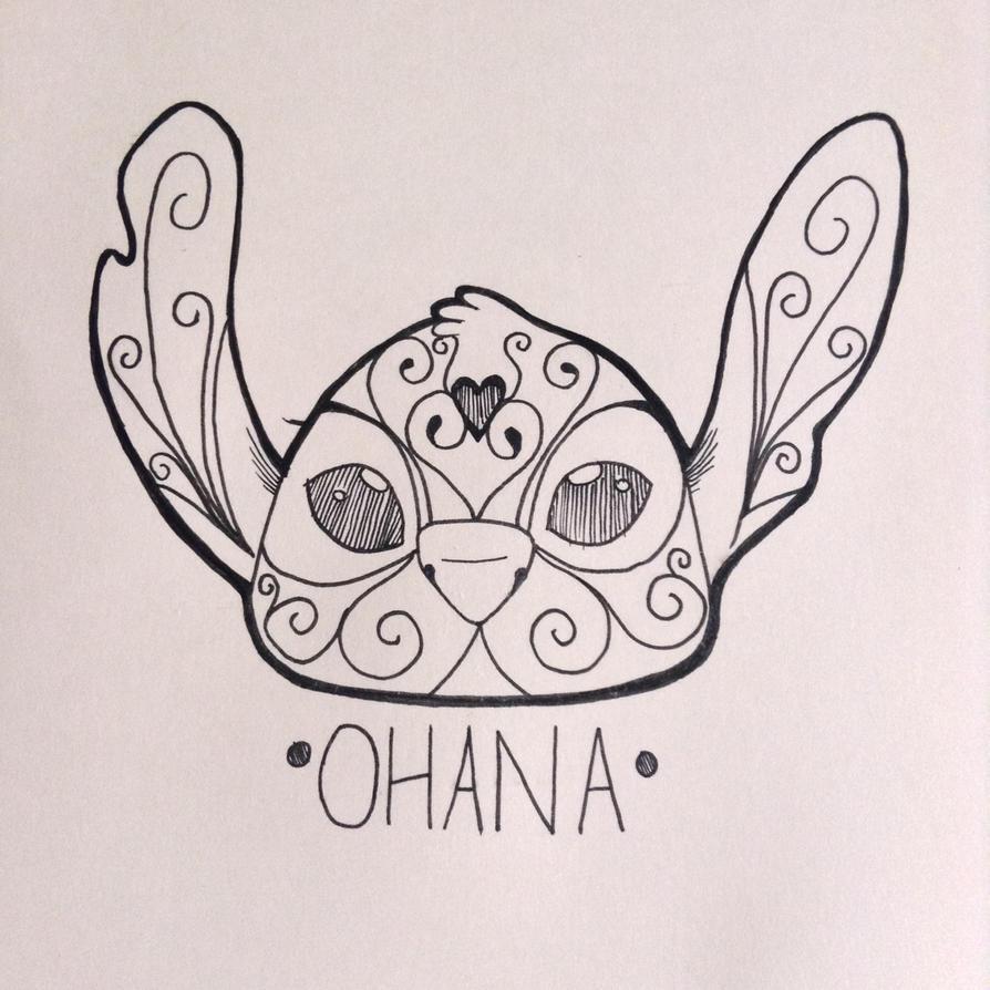 ohana by sarah sapphire on deviantart. Black Bedroom Furniture Sets. Home Design Ideas