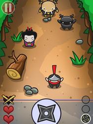 ninja mockup by Synje