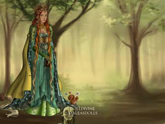 Elf Princess-Doll-Divine by TiphLaMerveille