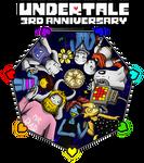 Undertale: 3rd Anniversary