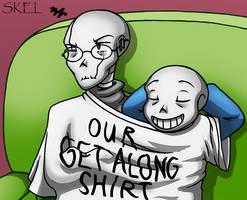 Bonding by Skellyd00d