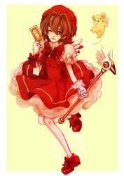 Cardcaptor Sakura by Ariuemi