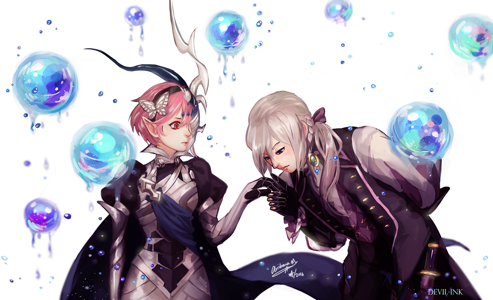 Kamui And Joker by Ariuemi on DeviantArt