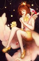 Angel Crown Sakura by Ariuemi
