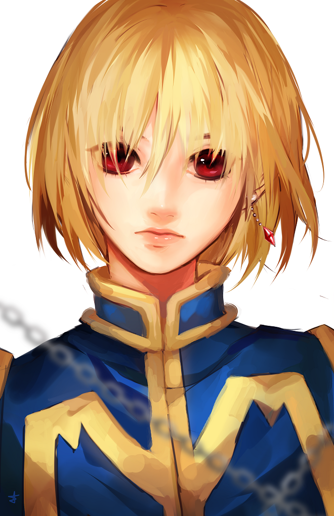 Kurapika by Ariuemi