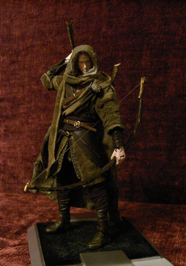 Elven Archer by Cin320