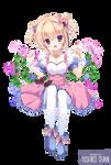 Anime Girl #4 [RENDER]
