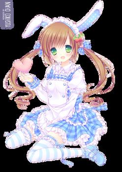 Anime Girl #8 [RENDER]