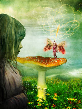 My fairy friend