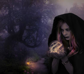 I'll put a spell on you by marousha