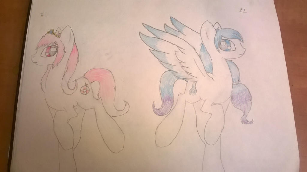 princess adopts by goldenorb92
