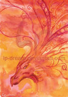 red dragon by Lp-dream