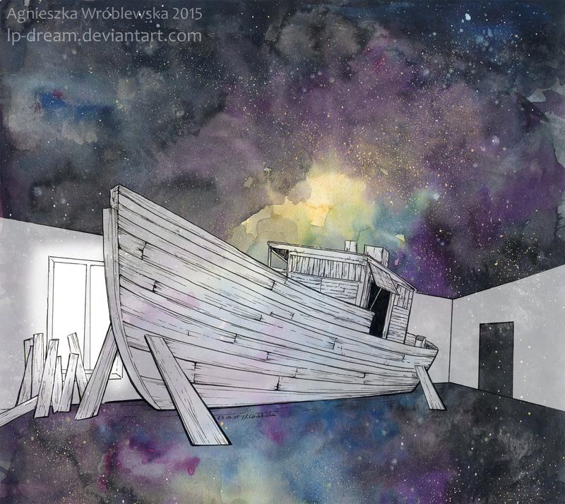Statek by Lp-dream