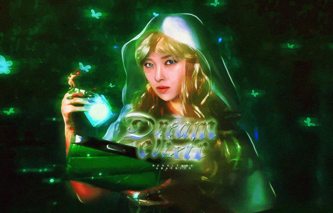 dream elixir / ft. twice's jeongyeon by jeonalexis